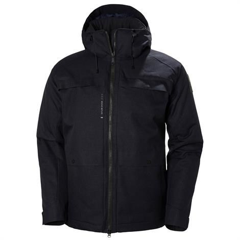 Helly Hansen Mens Chill Parka, Navy