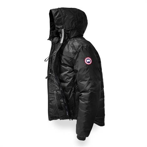 Canada Goose Mens Lodge Hoody, Black / Black