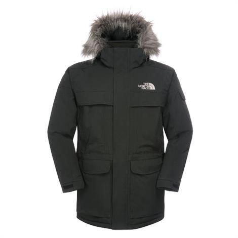 Image of   The North Face Mens New Mcmurdo Parka, Black