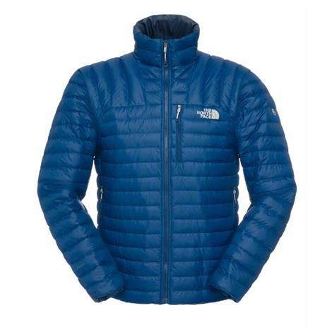 The North Face Mens Thunder Micro Jacket, Estate Blue