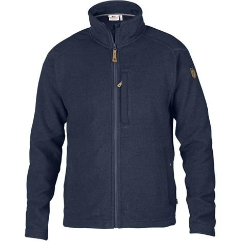 Image of   Fjällräven Buck Fleece Mens, Dark Navy