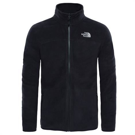 Image of   The North Face Mens 100 Glacier Jacket, Black