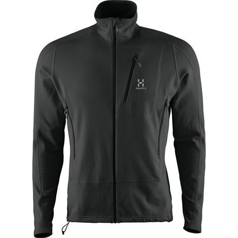 Haglöfs Alder Jacket Herre, True Black