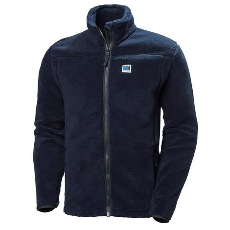 Image of   Helly Hansen Mens Heritage Pile Jacket, Navy