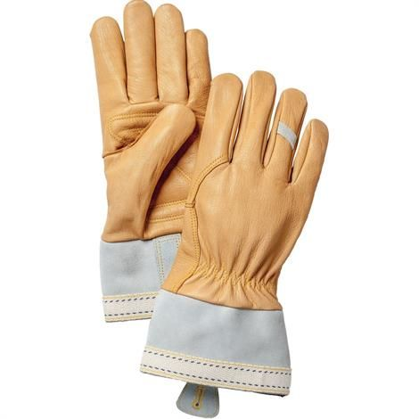 Image of   Hestra Skullman Glove Unisex, Naturebrown