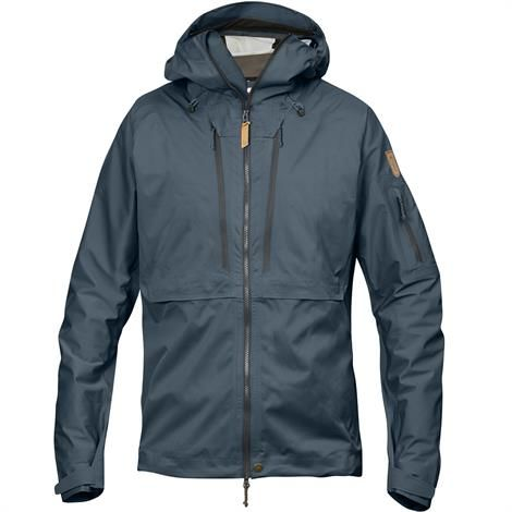 Image of   Fjällräven Keb Eco-Shell Jacket Mens, Dusk