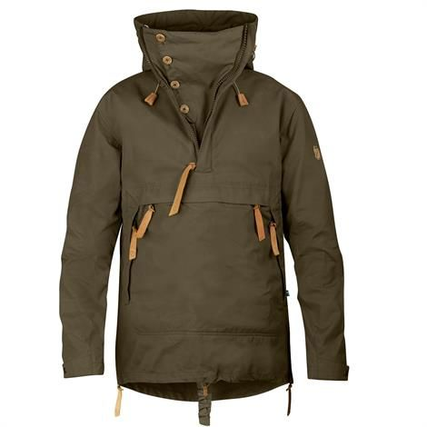 Image of   Fjällräven Anorak No.8 Mens, Dark Olive