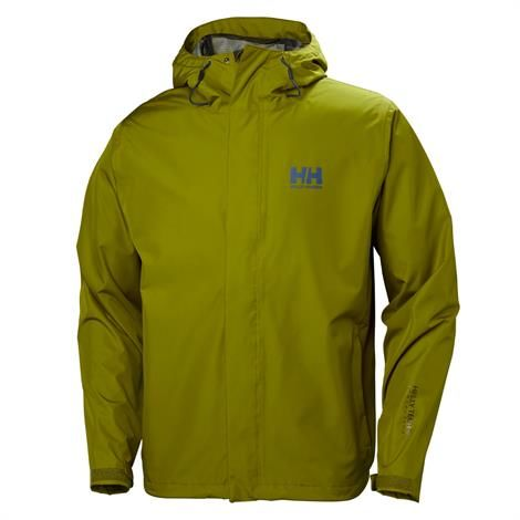 Image of   Helly Hansen Mens Seven J Jacket, Fir Green