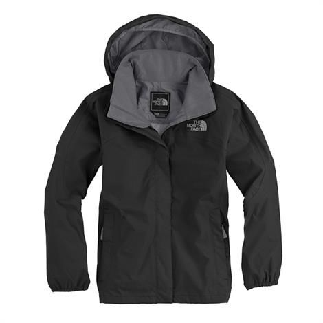 The North Face Mens Resolve Jacket, Black