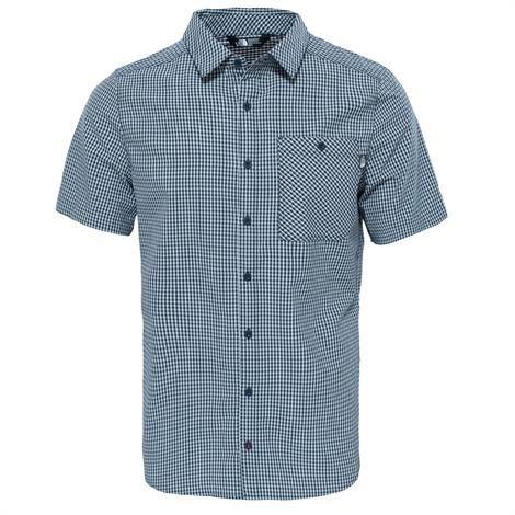 The North Face Mens S/S Hypress Shirt, Urban Navy