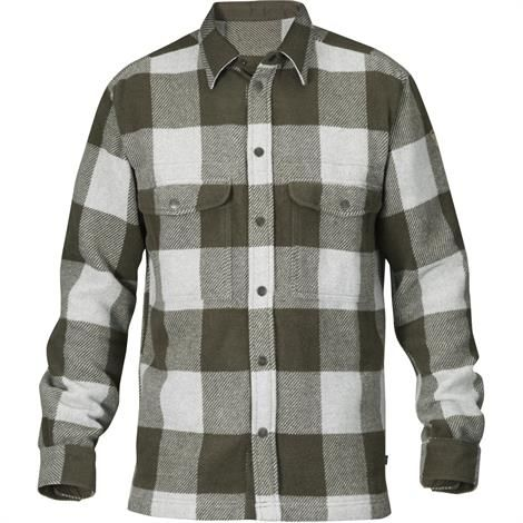 Fjällräven Canada Shirt Mens, Deep Forest