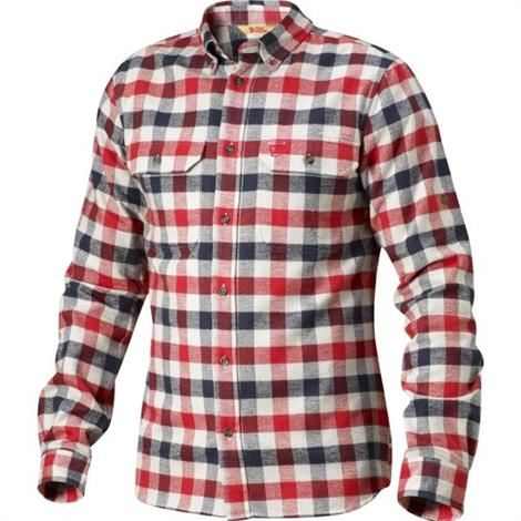 Image of   Fjällräven Skog Shirt Mens, Red