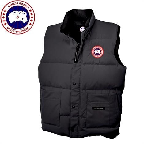 Image of   Canada Goose Mens Freestyle Vest, Graphite