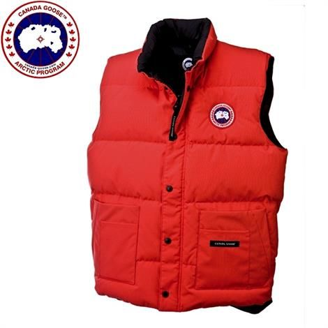 Image of   Canada Goose Mens Freestyle Vest, Red