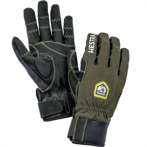 Image of   Hestra Biathlon Trigger Comp. Glove Unisex, Dark Forest