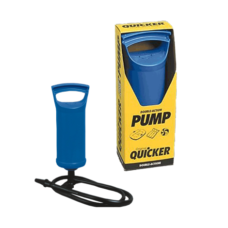 Quicker Double Action Pump