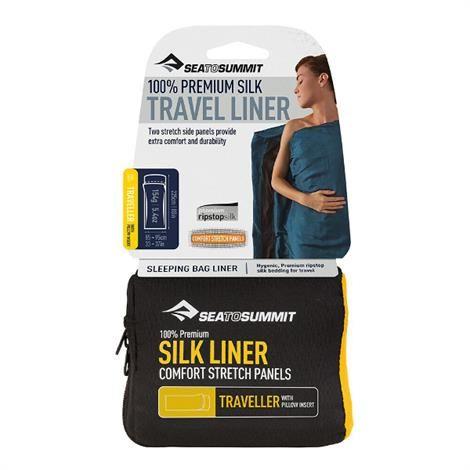 Sea to Summit Silk Stretch Liner Traveller