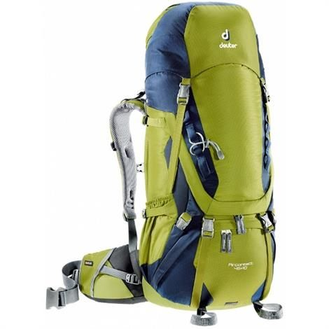 Image of   Deuter Aircontact 45 - 10
