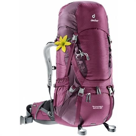 Image of   Deuter Aircontact 50 - 10 SL