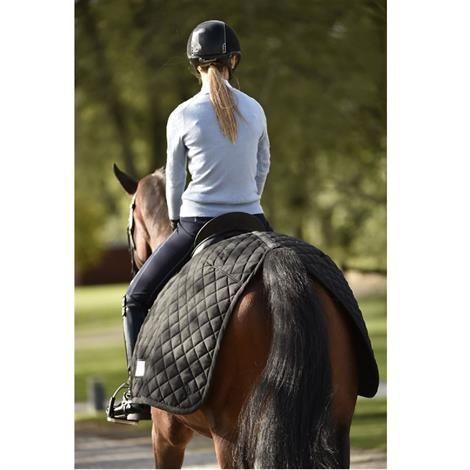 Rider By Horse Platinum Lændedækken