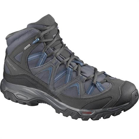 Image of   Salomon Bekken Mid GTX Mens, Ebony / Phantom