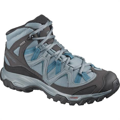 Image of   Salomon Bekken Mid GTX Womens, Stormy Weather / Phantom