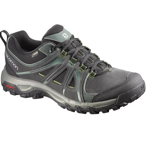 Image of   Salomon Evasion GTX Herre, Asphalt/Black