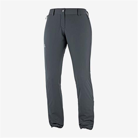 Salomon Nova Pant Womens, Ebony