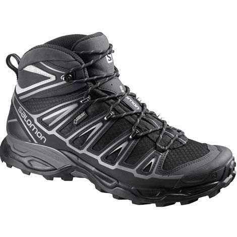 Image of   Salomon X Ultra Mid 2 GTX Mens, Black