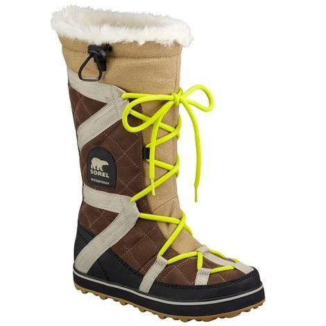Image of   Sorel Glacy Explorer Dame, Saddle / Raft