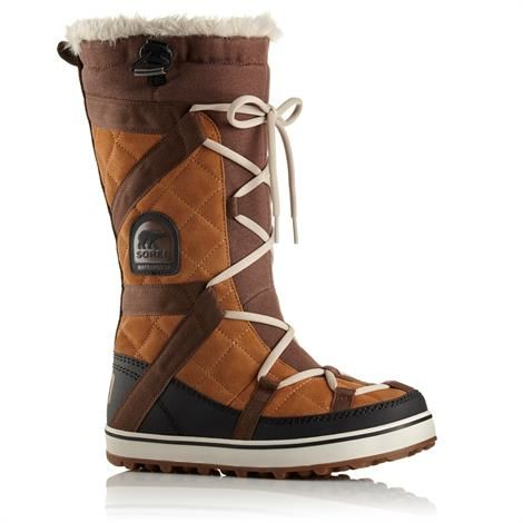 Sorel Glacy Explorer Dame, Tobacco