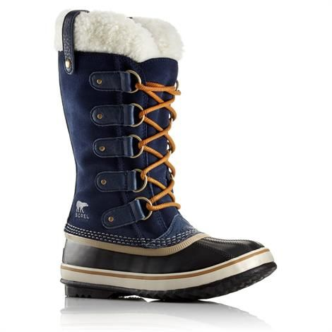 Image of   Sorel Joan of Arctic Shearling Dame, Collegiate Navy