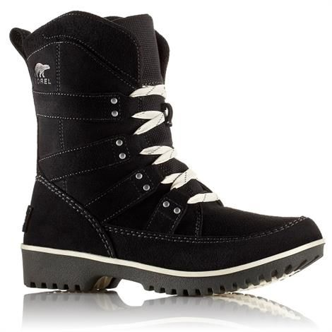Image of   Sorel Meadow Lace Dame, Black