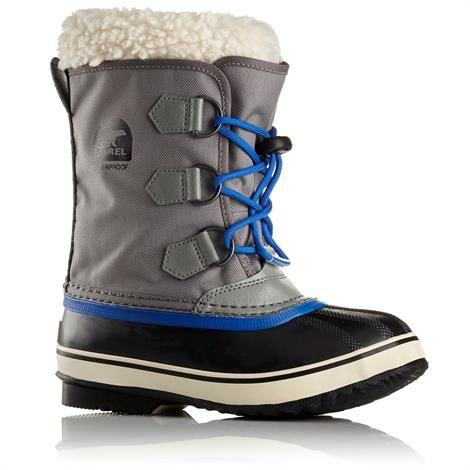Image of   Sorel Yoot Pac Nylon Børn, City Grey