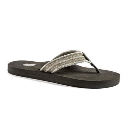 Image of   Teva Mush II Canvas Herre, Dune