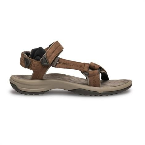 Image of   Teva Terra Fi Lite Leather Dame, Brown