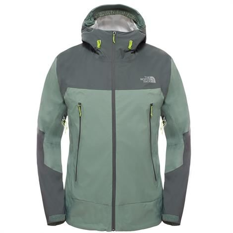 The North Face Mens Diad Jacket, Laurel Wreath Green