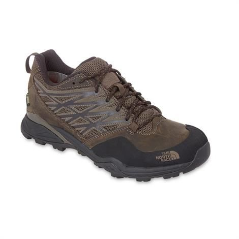 Image of   The North Face Mens Hedgehog Hike GTX, Weimaraner Brown