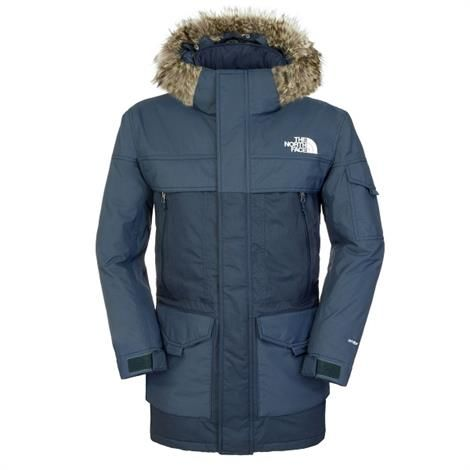 Image of   The North Face Mens Mcmurdo Parka 2, Urban Navy
