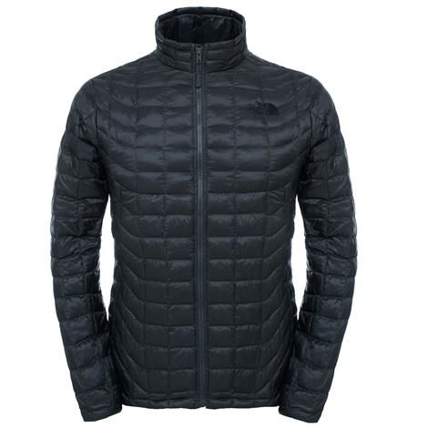 Image of   The North Face Mens Thermoball Full Zip Jacket, Asphalt Grey