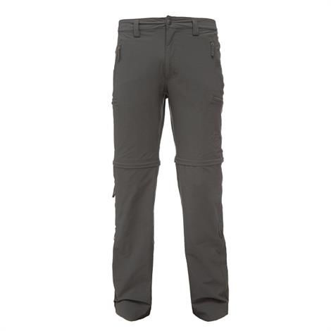 The North Face Mens Trekker Convertible Pant, Asphalt Grey