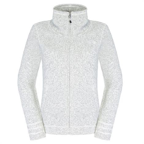 Image of   The North Face Womens New Crescent Sunset Full Zip, White