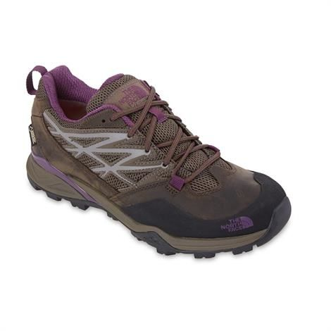 The North Face Womens Hedgehog Hike GTX, Weimaraner Brown
