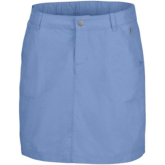Image of   Columbia Arch Cape III Skort Womens, Blue Dusk