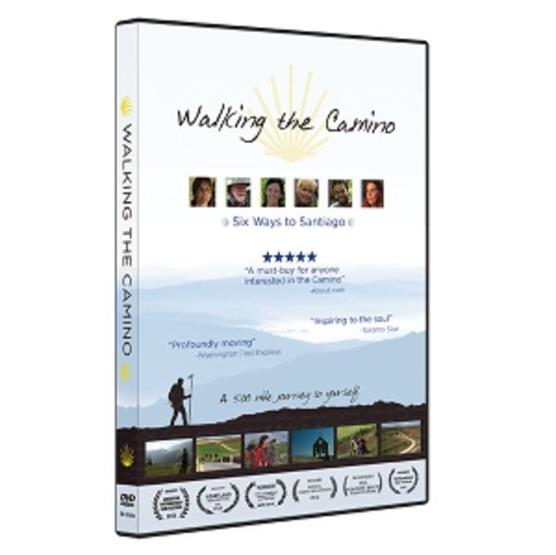 Walking the Camino : Six Ways to Santiago DVD