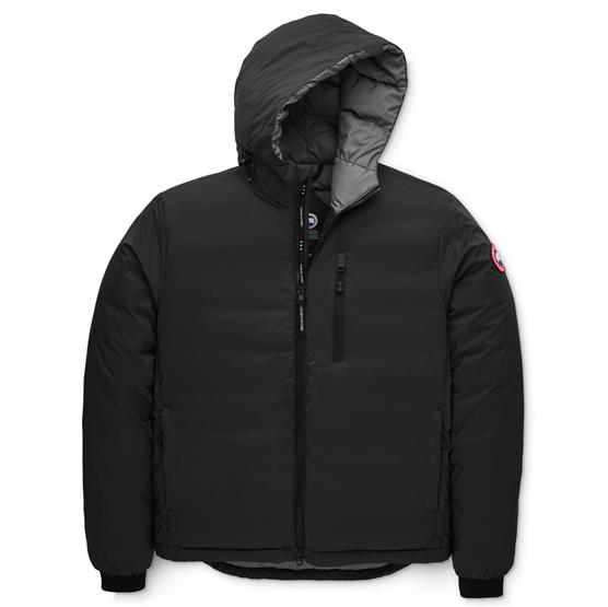 Image of   Canada Goose Mens Lodge Hoody, Black