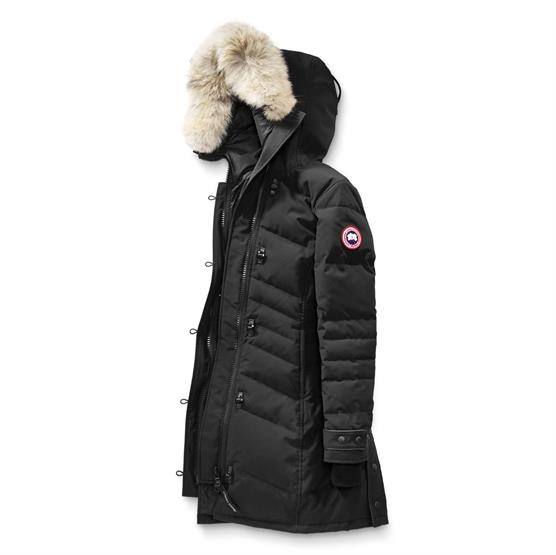 Image of Canada Goose Ladies Lorette Parka, Black