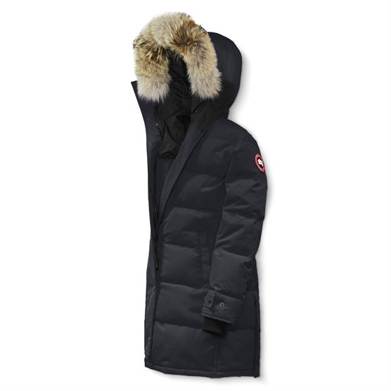 Image of   Canada Goose Ladies Shelburne Parka, Navy
