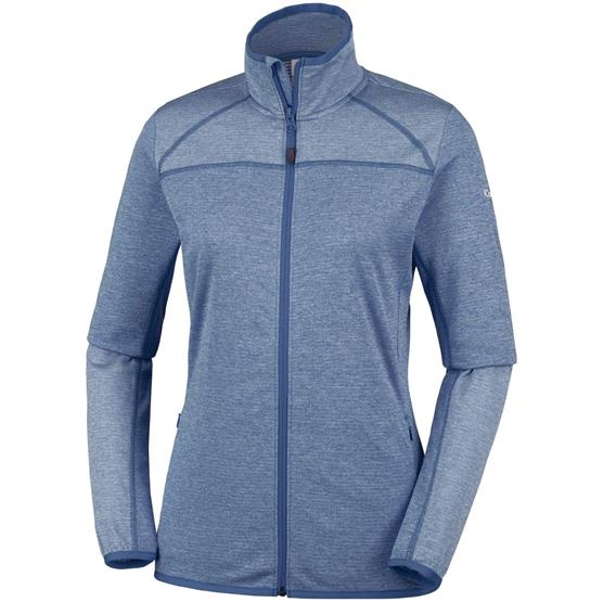 Image of   Columbia Baker Valley Full Zip Fleece Womens, Nocturnal