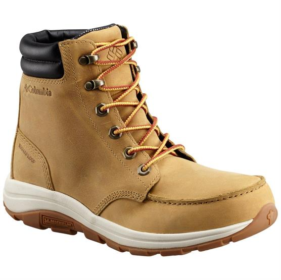 Image of   Columbia Bangor Boot Omni-Heat Mens, Curry / Rusty
